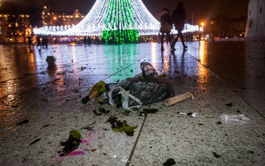 Košmariški Naujieji Katedros aikštėje: išmušus dvyliktai, moteriai atsivėrė akys