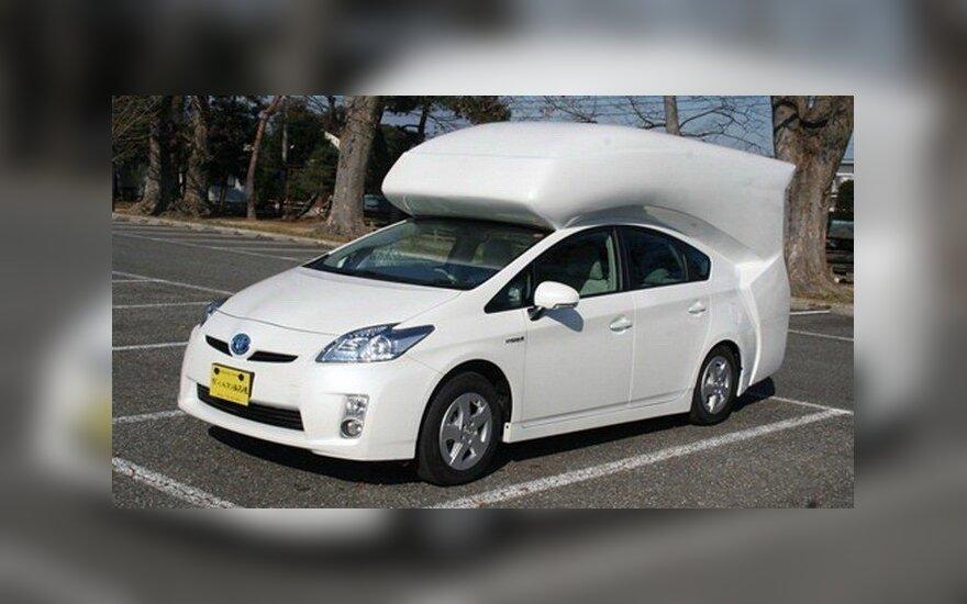 Toyota Prius kemperis
