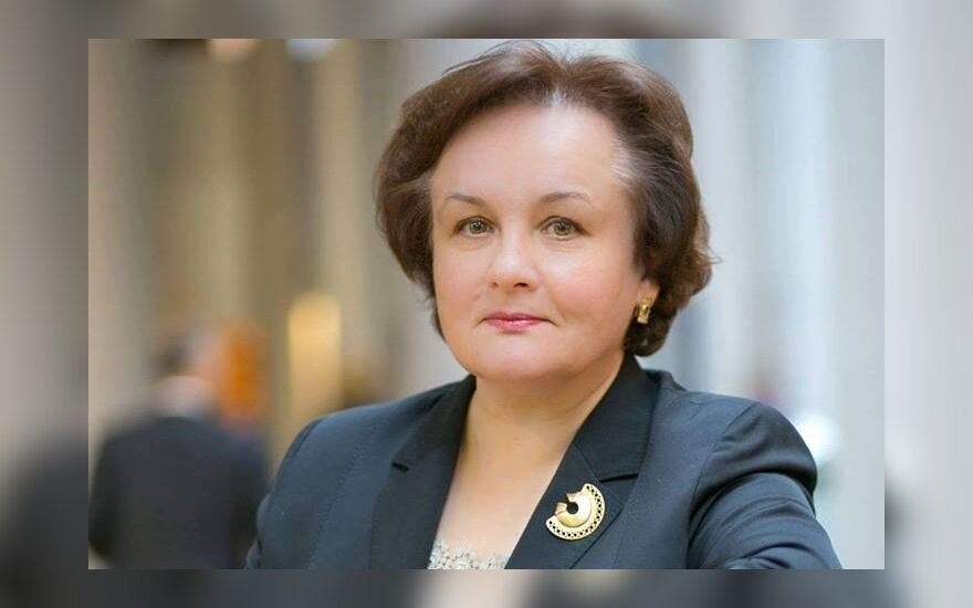 Laima Andrikienė MEP