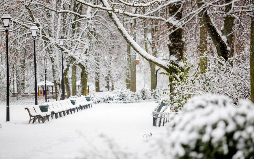 Orai: ruoškitės – ateina tikra žiema