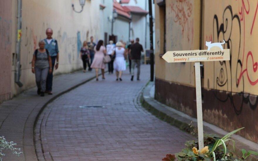Du dalykai, kurių trūksta turistui Lietuvoje