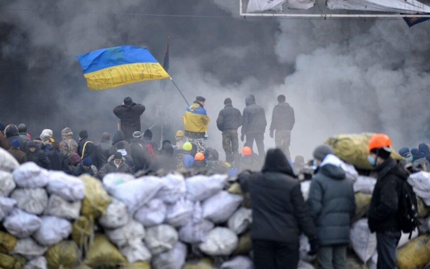 Į Lietuvą atgabentas ketvirtas sužeistas ukrainietis