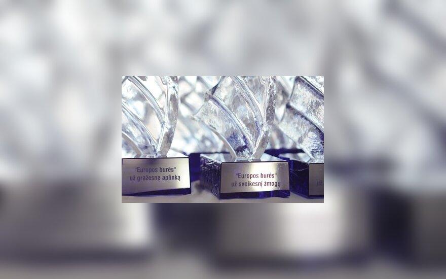 """""""Nuotraukos iš renginio """"ES paramos kontaktų mugės 2010"""", kuriame buvo apdovanoti """"Europos burių"""" nugalėtojai"""""""