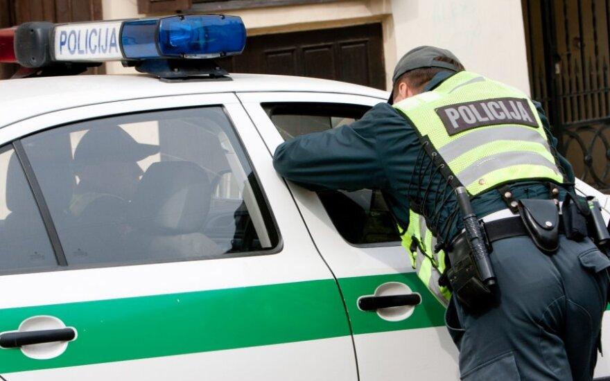 Rugsėjį vairuotojų ir vėl lauks policijos patikrinimai