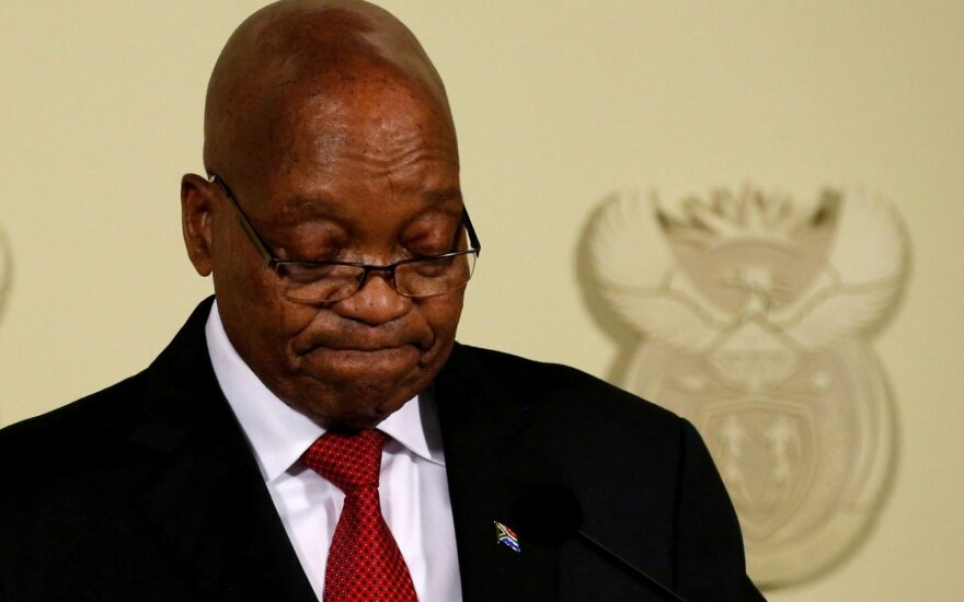 Jacobas Zuma