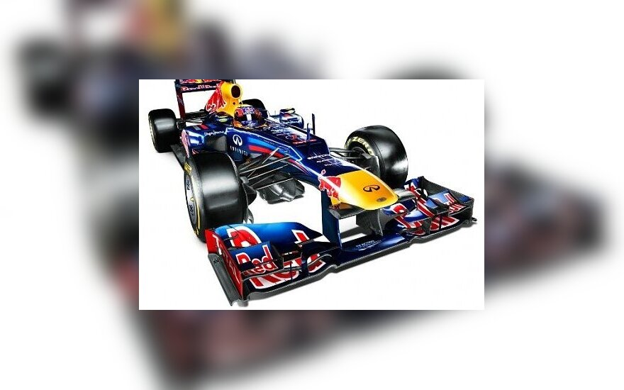 """""""Red Bull RB8"""" automobilis"""