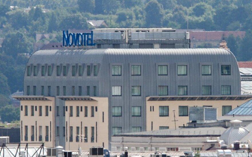 """Viešbutis """"Novotel"""""""