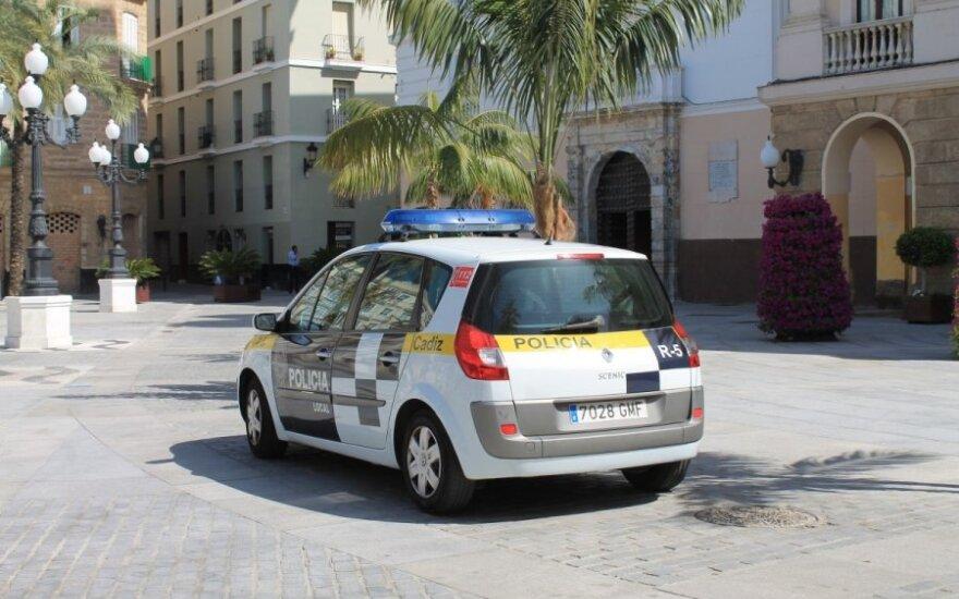 Cadiz policija