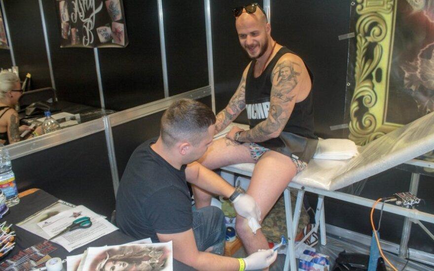 Tatuiravimo konvencija Anglijoje