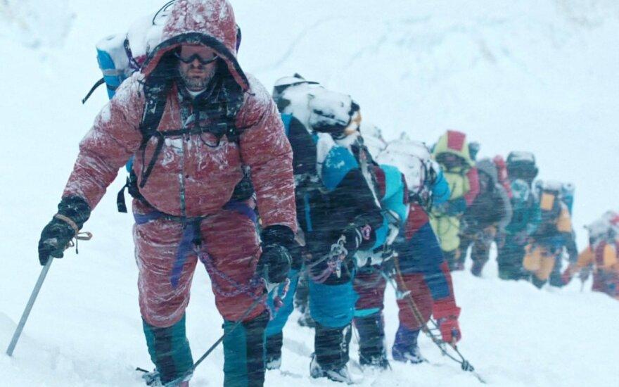 """Kadras iš filmo """"Everestas"""""""