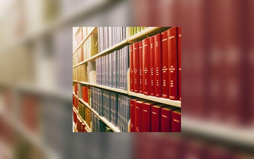 Bibliotekininkai užsimena apie galimus streikus per studentų sesijas
