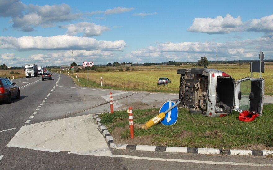 Kelias Kaunas-Marijampolė-Suvalkai taps automagistrale