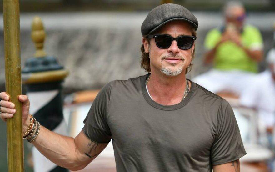"Bradas Pittas /Foto: ""Du Kine"""