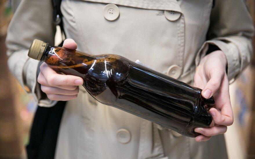Škotija nustatys minimalią kainą alkoholiui