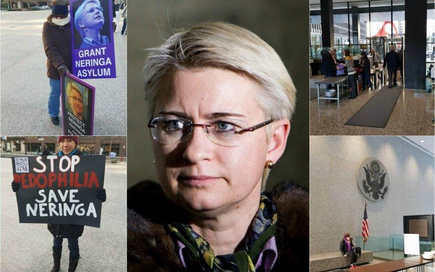 Dėl susiklosčiusių ypatingų aplinkybių JAV Venckienė lieka kalėjime