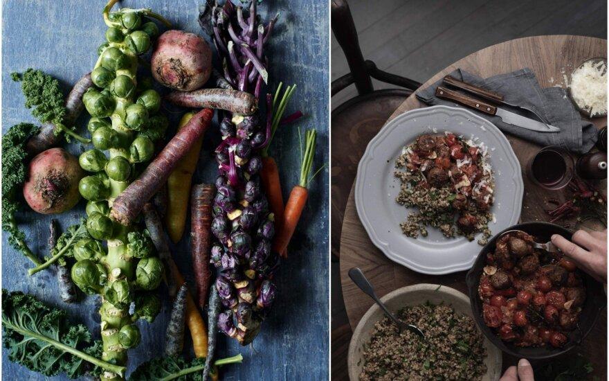 Populiarėja nauja mitybos kryptis – fleksitarai