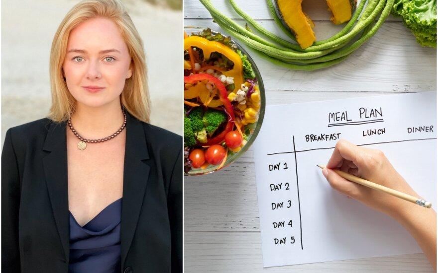 Maisto technologė Ugnė Ulickienė