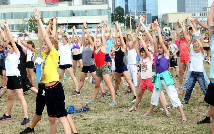 Olimpiečių pamainą siūlo ugdyti sporto gimnazijose