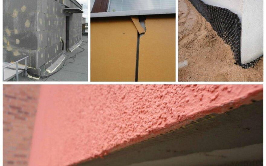 Statybininkų dažniausiai padaromos klaidos / DELFI montažas