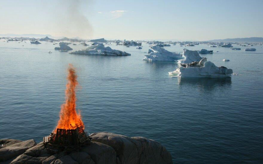 Inuitų medžioklės teritorijos įtrauktos į UNESCO pasaulio paveldo sąrašą