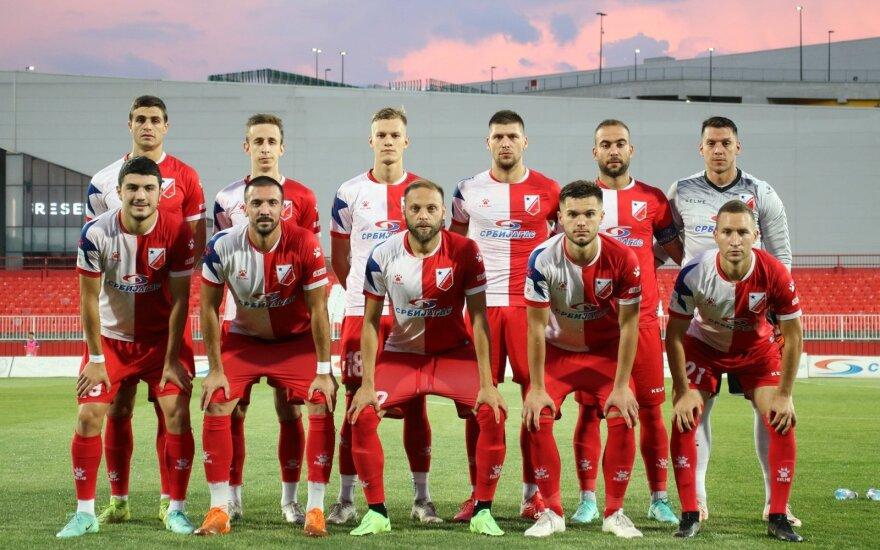 "FC ""Vojvodina"" (klubo nuotr.)"