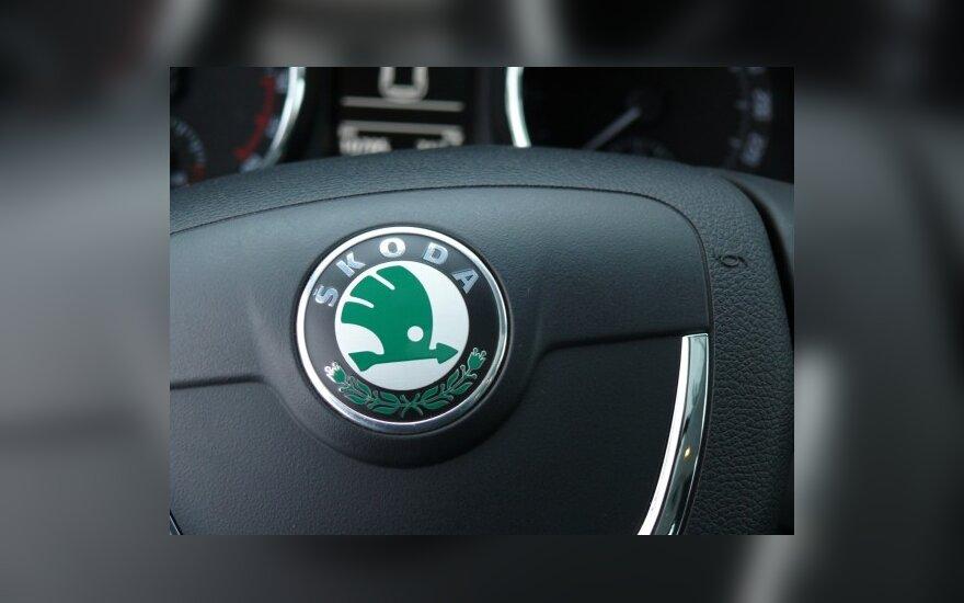 """""""Škoda"""" ruošiasi gaminti naują modelį"""