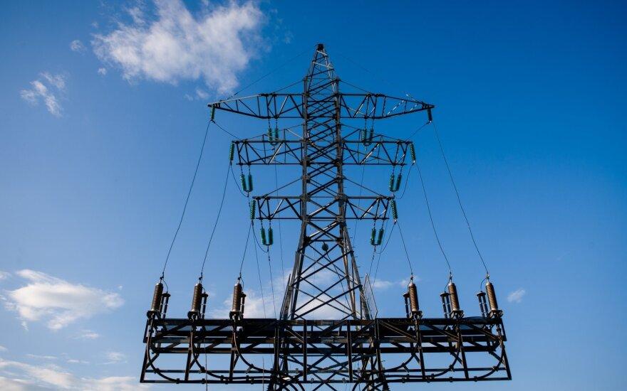 Pirmosios kompensacijos už elektros stulpus – kitą savaitę