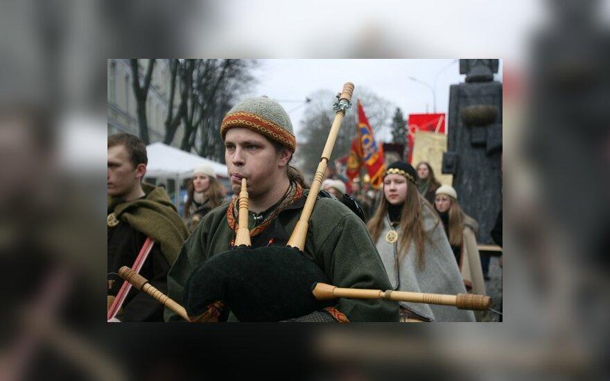 Z.Kelmickaitė: lietuviai – tipiški valstiečiai