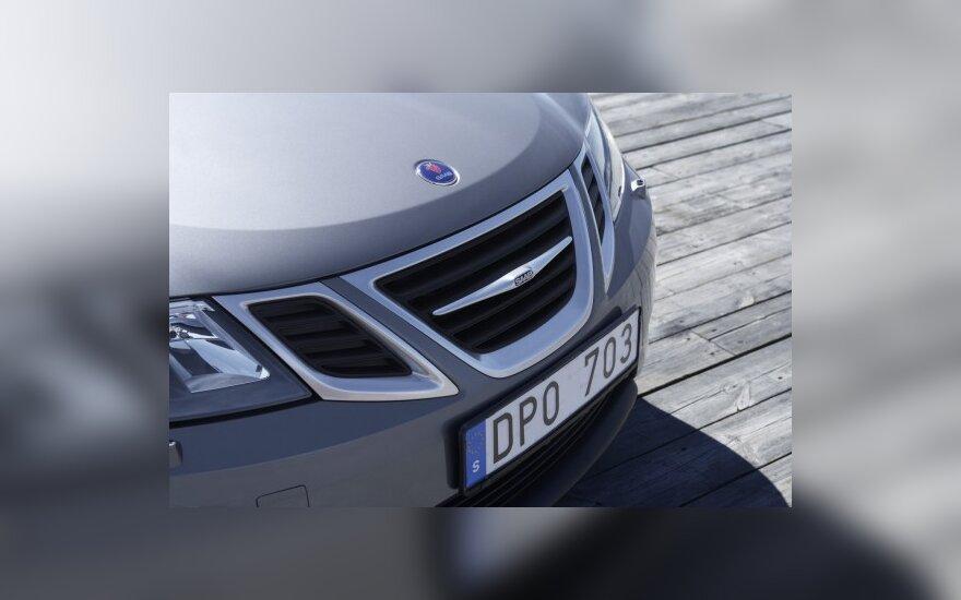 """Mažasis """"Saab"""" modelis bus kuriamas kartu su BMW?"""