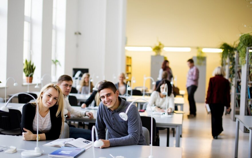 What are the best schools and universities in Lithuania?