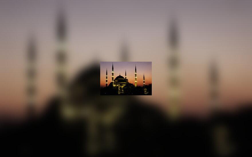 islamas minaretai