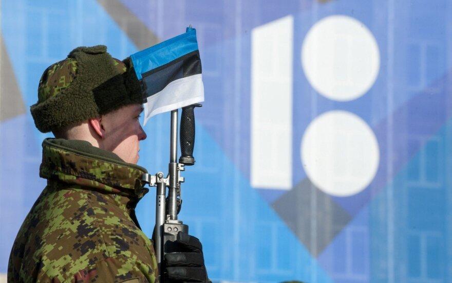 Po žvalgybos ataskaitos Kinija užsipuolė Estiją
