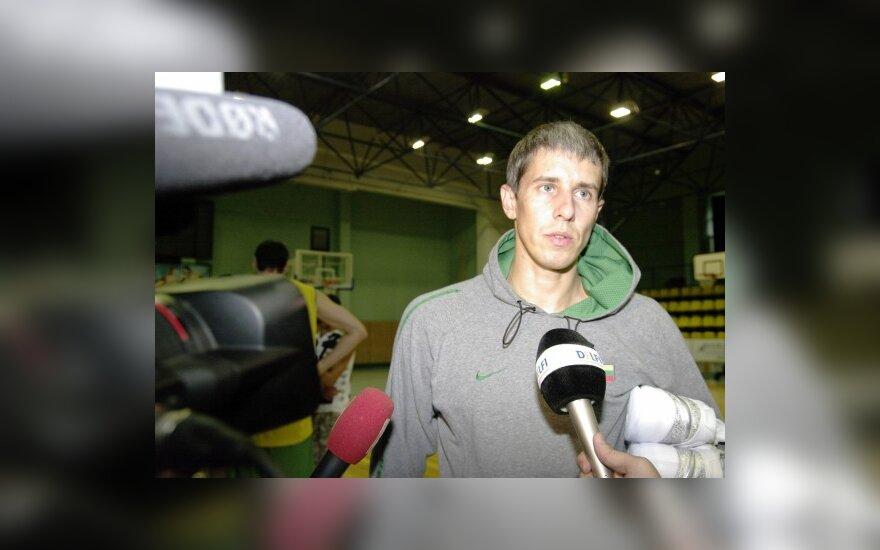 """""""Asvel"""" ekipa su M.Lukauskiu turnyre Prancūzijoje liko antra"""
