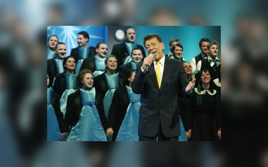 S.Povilaitis: koncertuoju vidutiniškai dešimt kartų per mėnesį