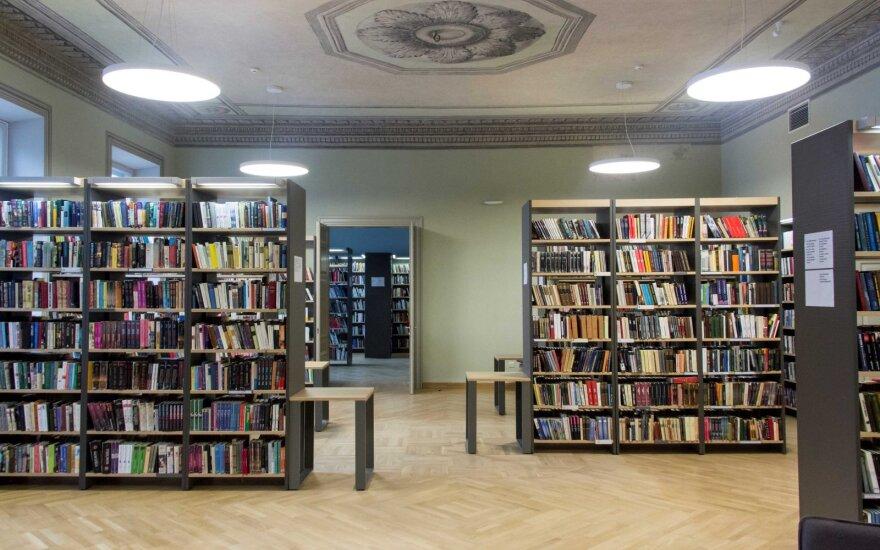 Adomo Mickevičiaus biblioteka