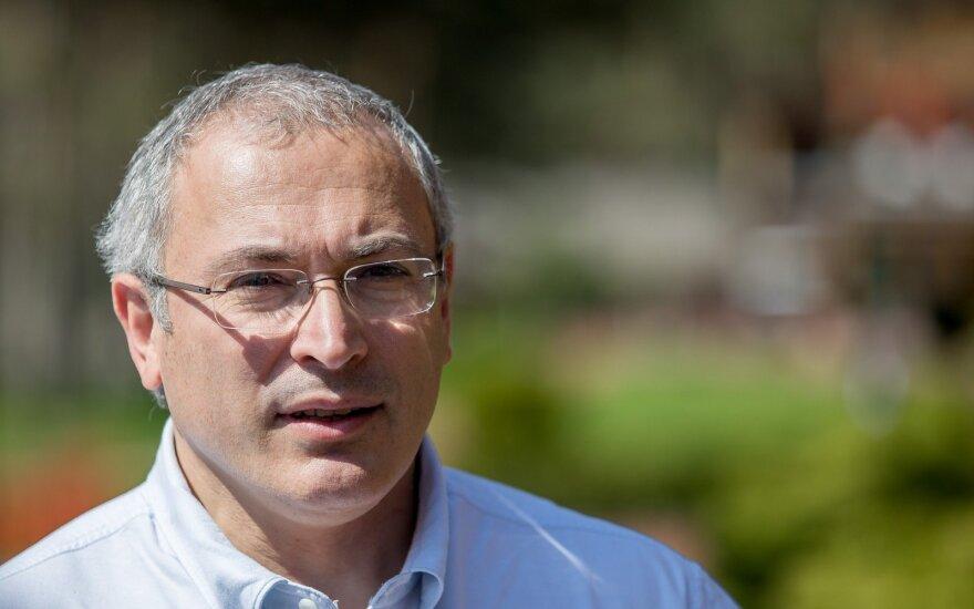 Mikhail Khodorkovski