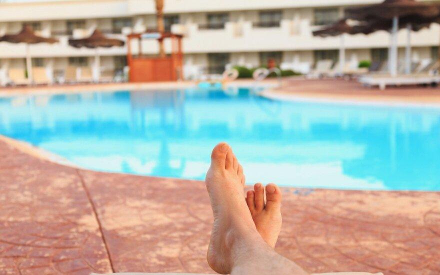 Lietuviams įgriso poilsis prie baseino: renkasi išskirtines keliones