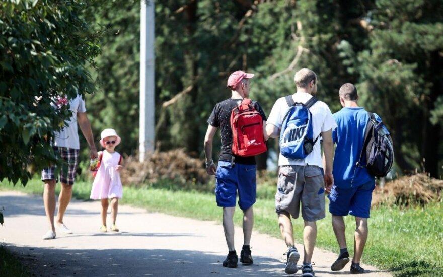 Startuojantis ruduo bandys grąžinti vasaros skolas