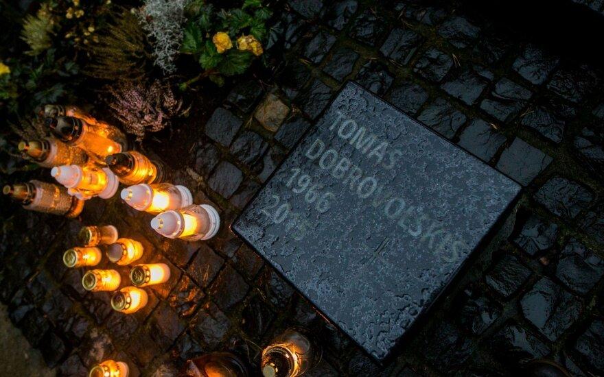 Tomo Dobrovolskio nužudymo byloje – šūsnis skundų