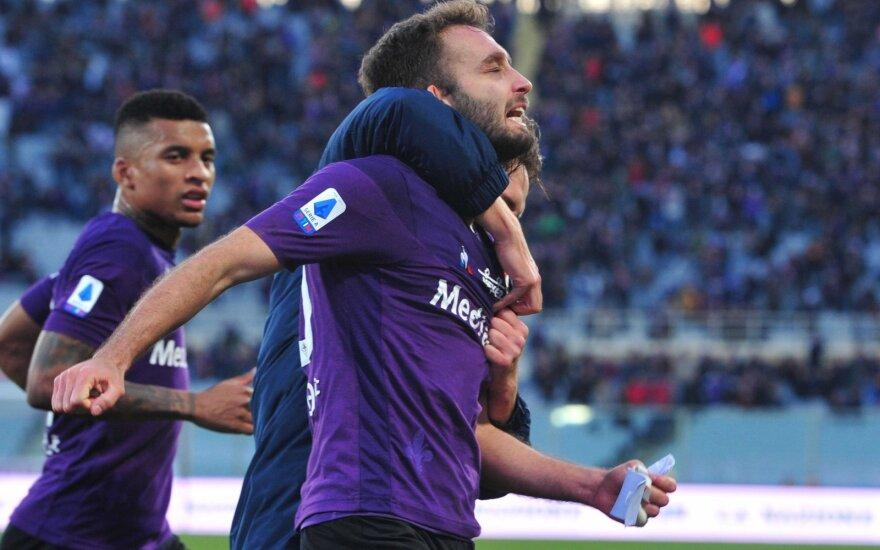 """Florencijos """"Fiorentina"""""""
