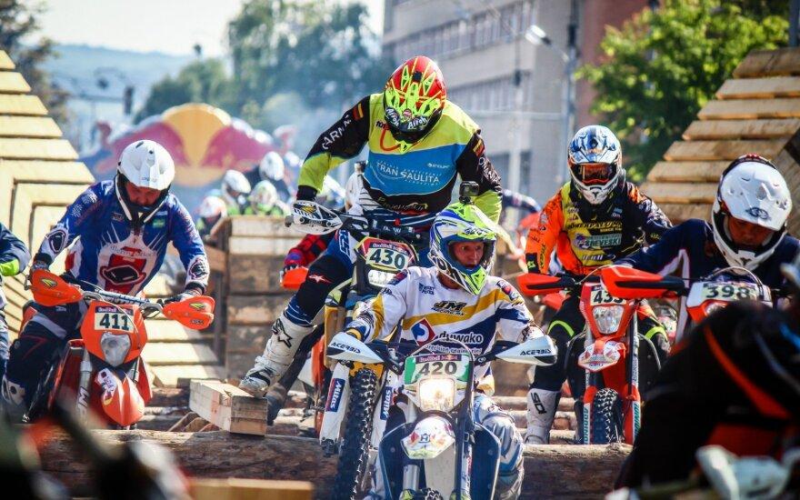 Lietuviai startuos ekstremaliausiame bekelės motociklų ralyje pasaulyje