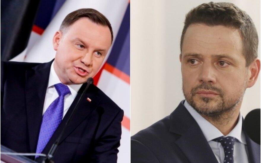 Varšuvos universiteto politologė: rinkimų kampanija buvo purvina