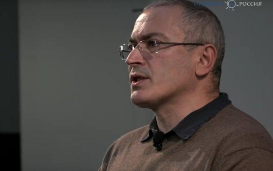 Michailas Chodorskovskis