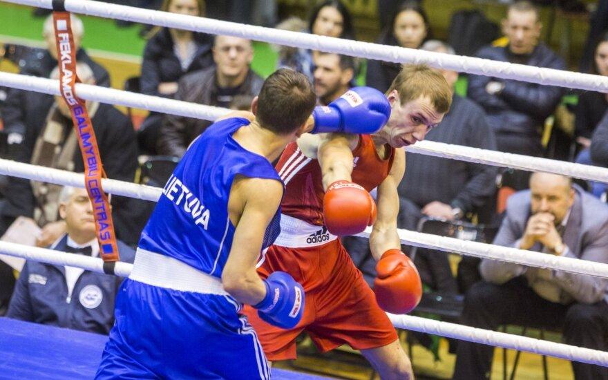 Lietuvos bokso čempionatas