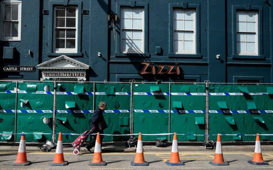 Rusijos ambasada Londone vėl reikalauja susitikimo su Julija Skripal