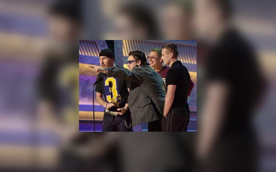Grammy: U2