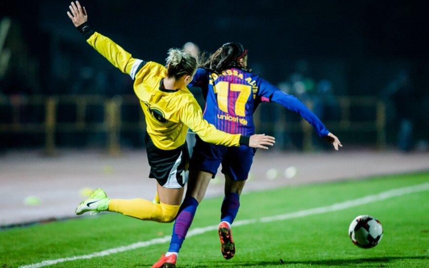 """Fantastišką žygį UEFA Čempionių lygoje """"Gintra"""" baigė aukštai pakelta galva"""