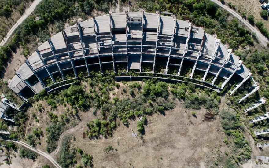 Vilniaus savivaldybė imasi svarstyti nacionalinio stadiono sutarties projektą