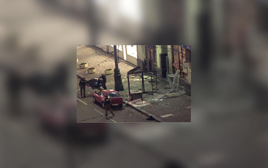 Po išpuolio Maskvoje