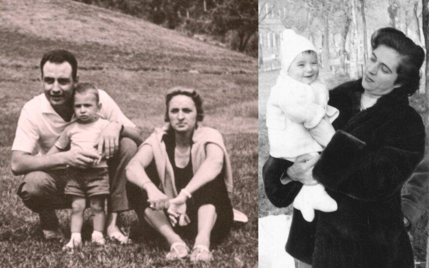 Vaikai praeityje